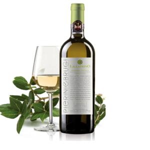 Biologische witte wijn Lillatrino-Organic white wine Lillatrino