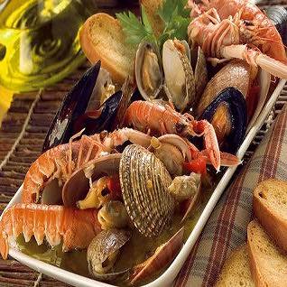 Zeevruchten-Seafood