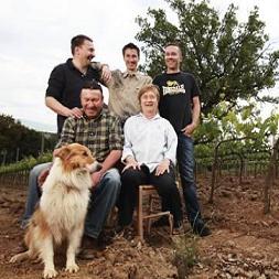 Familie Pierini en Brugi- Family Pierini and Brugi