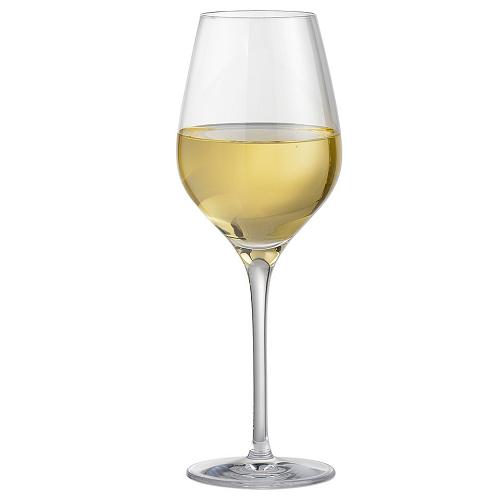 Glas voor witte wijn-Glass for white wine