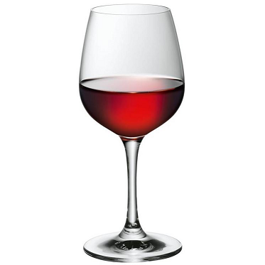 wijnglas voor gestructureerde en rijpe wijnen-wineglass for structured and mature wines