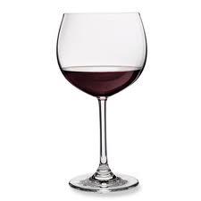 Wijnglas voor Reserve wijnen-Wineglass for Reserve wines