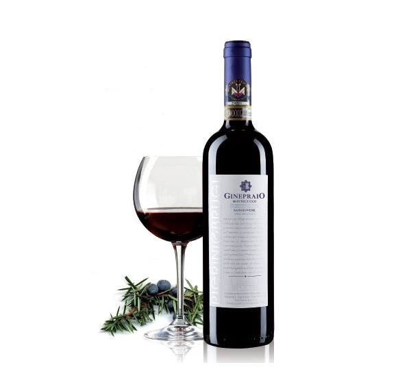 rode wijn ginepraio montecucco-red wine ginepraio montecucco
