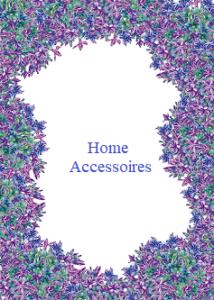 Home Accessoires