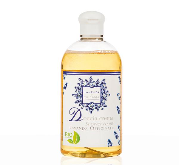 douche crème met Lavendel-shower foam with Lavender