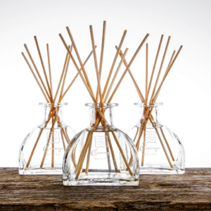 geurstokjes glas model Salus-fragrance sticks glass model Salus
