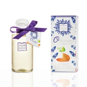massage olie met Lavendel