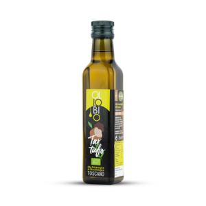 Biologische olijfolie met truffel-Organic olive oil with truffel