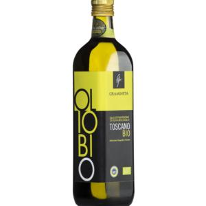 Biologische Olijfolie IGP 750ml-Organic olive oil IGP 750ml